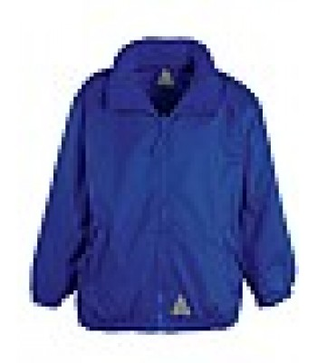 Hutton Cranswick reversable Jacket with School logo