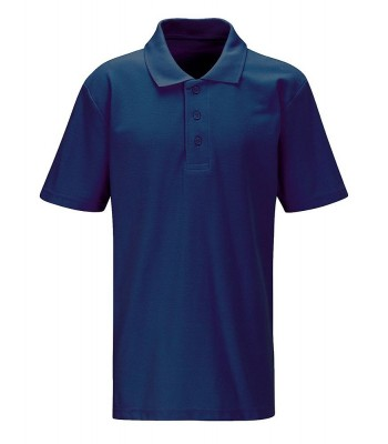 Swanland Polo Shirt with logo - Navy