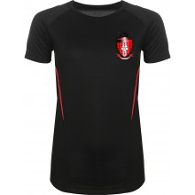 Hornsea Sports Training top Girls with embroided badge