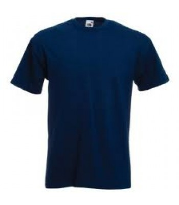 Thoresby PE T-Shirt with your School logo - Navy