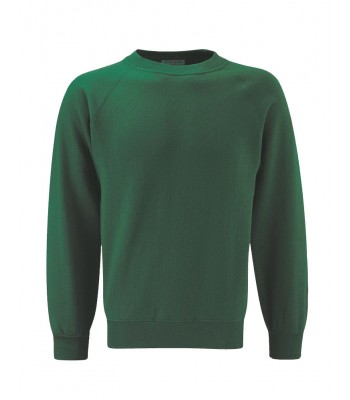 Bellfield Sweatshirt with your school logo