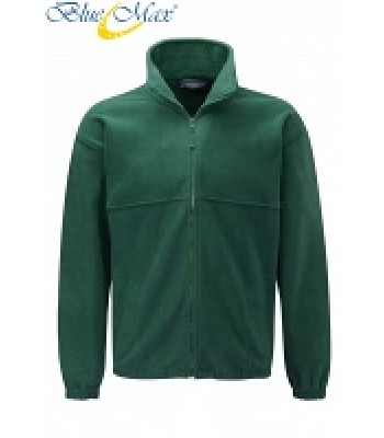 St John Fleece with your school logo