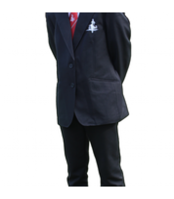 Cottingham High Boys Jacket with School logo
