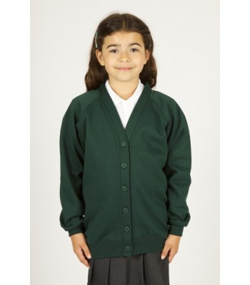 St John Cardigan with your school logo