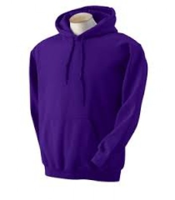 Skirlaugh Hoodie house colour Purple