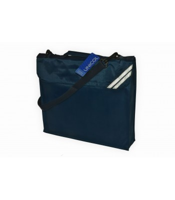 Swanland Book Bag with embroided logo