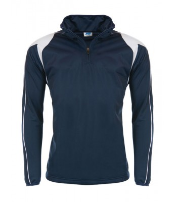 Withernsea High 1/4 Zip top