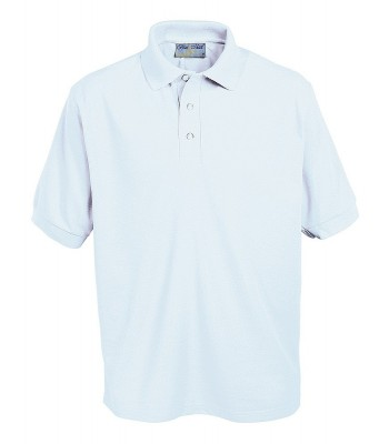 Spring Cottage Polo (with your school logo)
