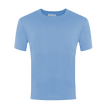 Longhill Primary School PE T-shirt (with your embroidered school logo)