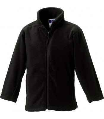 Hull College Full Zip Fleece (with college logo embroidered)