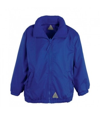 Wheeler Mistral Jacket (with your school logo)