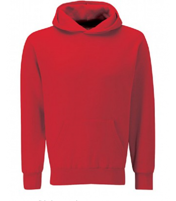 Dunswell Academy Hoodie (with white embroidered school badge)