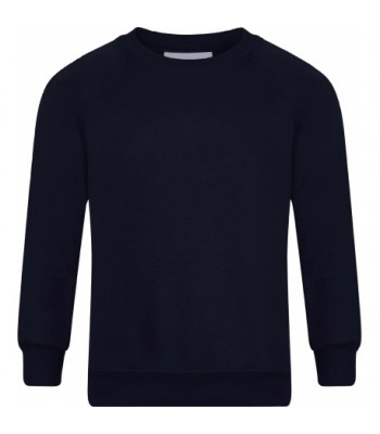 Spring Cottage Sweatshirt (with your school logo)