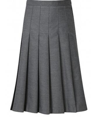 St Mary's Pleated Skirt