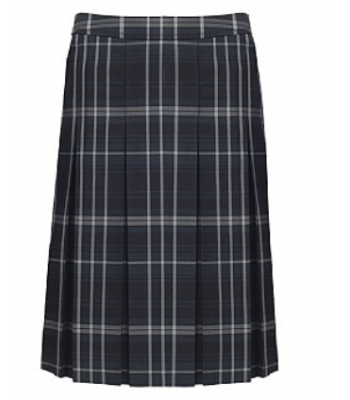 Kingswood Academy Navy Tartan Skirt (YEAR 7 & YEAR 8  for Sept 2021/2022 ONLY)