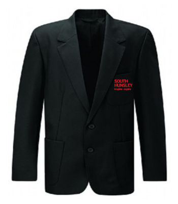 South Hunsley Boy's Blazer (with your school logo)