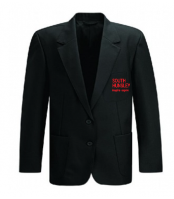 South Hunsley Girl's Blazer (with your school logo)
