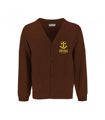 Endsleigh Holy Child Cardigan (with your emb school logo)