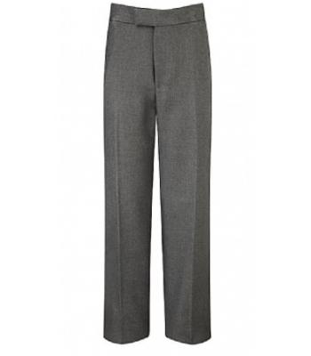 Grey Boys Trousers