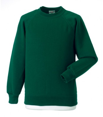 School Sweatshirt (Multiple Colours)