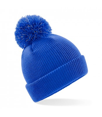 Frederick Holmes Reflective Bobble Hat (with or without embroidered school logo)