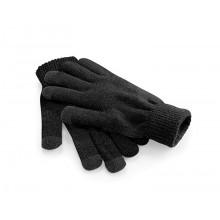 Touchscreen Smart Black Gloves