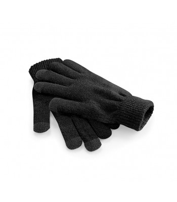Touchscreen Smart Black Gloves