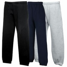 Plain Jogging Bottoms (Multiple Colours)