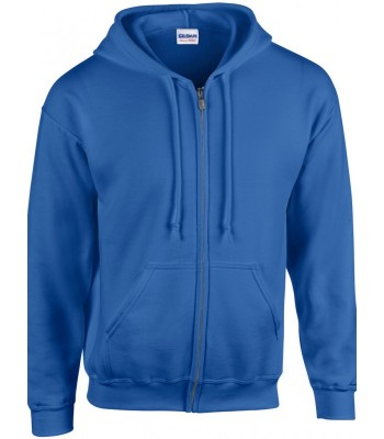 Frederick Holmes Zip Hoodie (with embroidered school logo)