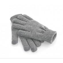 Touchscreen Smart Grey Gloves