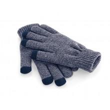Touchscreen Smart Navy Gloves