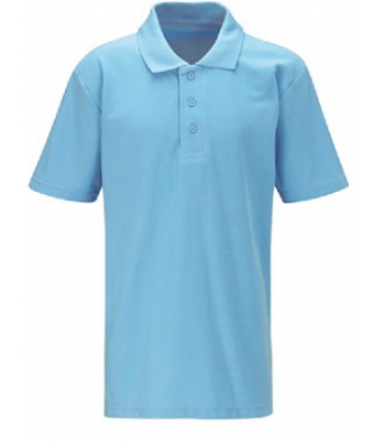 St Mary Queen of Martyrs Plain Polo Shirt