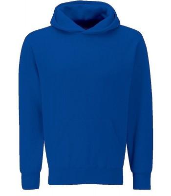 Skirlaugh Hoodie (Plain House Colour: Blue)