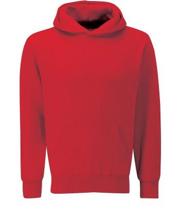 Skirlaugh Hoodie (Plain House Colour: Red)