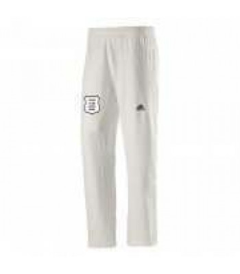 Beverley Cricket Club Playing Trousers w logo