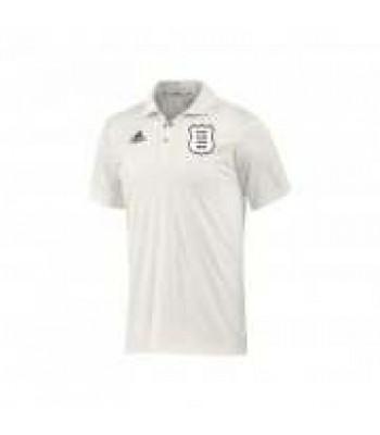 Cherry Burton Cricket Club Playing SS Shirt (with sponsor logo)
