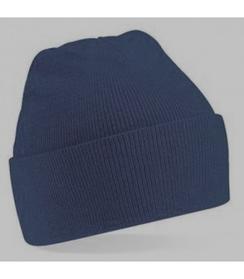 Brough beanie with your school logo