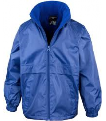 Reckitts Netball Windproof Fleece Lined Sports Jacket