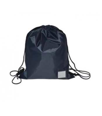 St Richard's Gym Bag (with your emb school logo)
