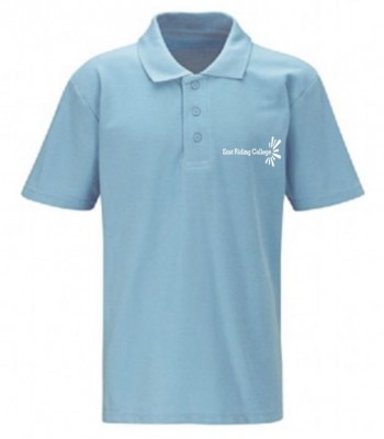 East Riding College Polo (with your white college logo)