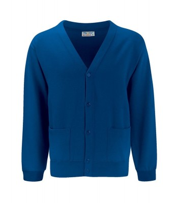 Hutton Cranswick Cardigan with school logo