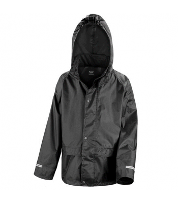 The Greenway Academy Core Rain Jacket (with your embroidered school logo)
