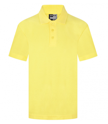 The Greenway Academy Polo Shirt (with your school logo)