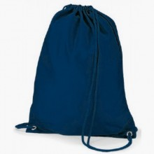 Longhill Primary Gym Bag (with your embroidered school logo)