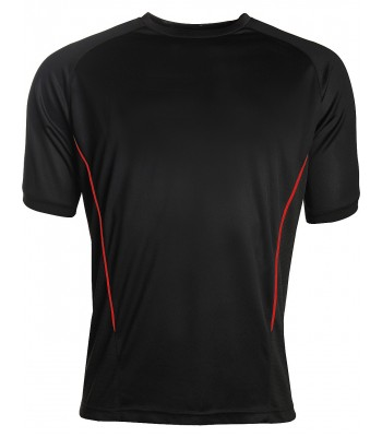 Hornsea Sports Training top Boys with embroidered badge