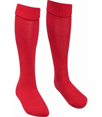 Hornsea Red Sports Sock