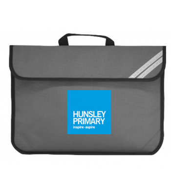Hunsley Primary Bookbag (with your printed school logo)