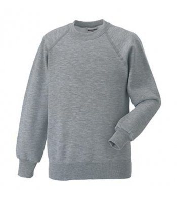 Hunsley Primary Sweat Top (No Logo) wbkswr01