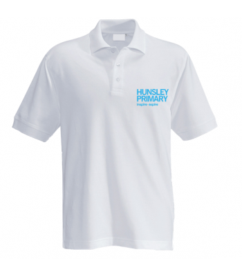 Hunsley Primary Polo Shirt (with your school logo)