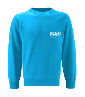 Hunsley Primary Sweatshirt (with your school logo)